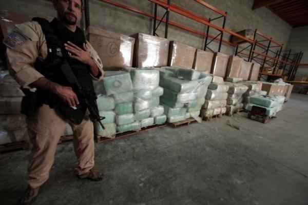 Narkotikų siunta per klaidą pristatyta į JT būstinę