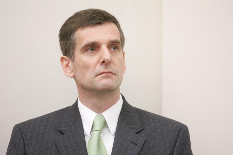G. Grina: kompensacijos dėl V. Pociūno žūties VSD negali išmokėti