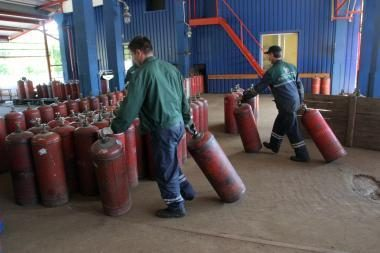 Sprogus dujų balionui nukentėjo du Širvintų rajono gyventojai