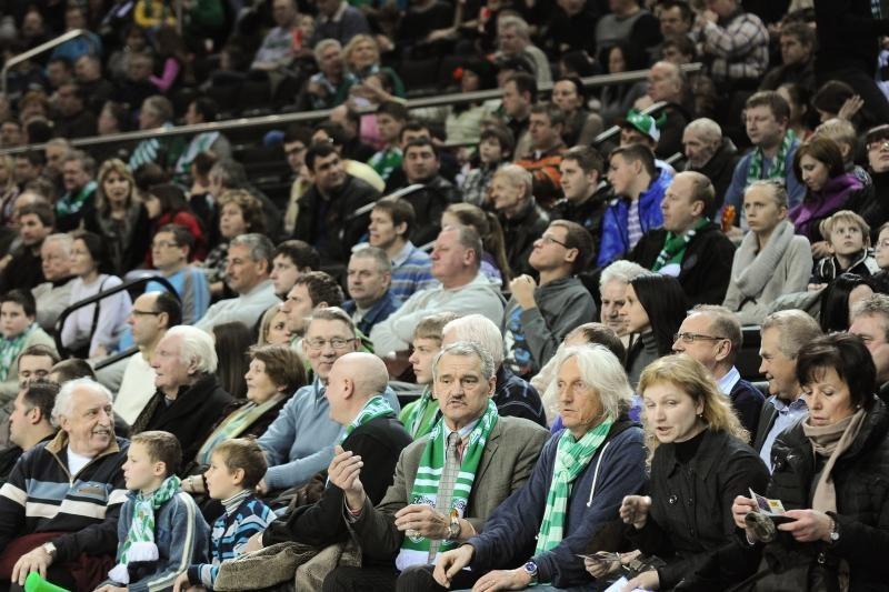 """""""Žalgiris"""" užtikrintai nugalėjo Kazachstano klubą"""