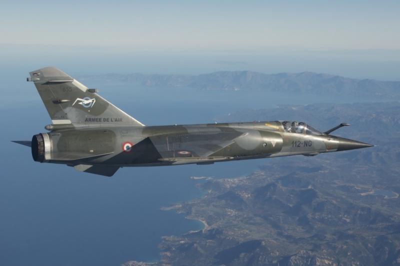 Prancūzijoje tebeieškoma sudužusio naikintuvo ir jo pilotų