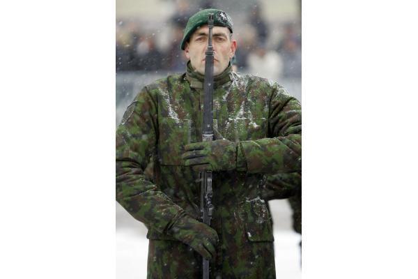 Lietuva mini kariuomenės 90-metį
