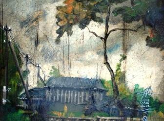 Seime – tarptautinio tapybos plenero Tolminkiemyje paroda
