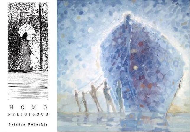 D.Sobeckio poezijos ir E.Ragožiaus tapybos vakaras