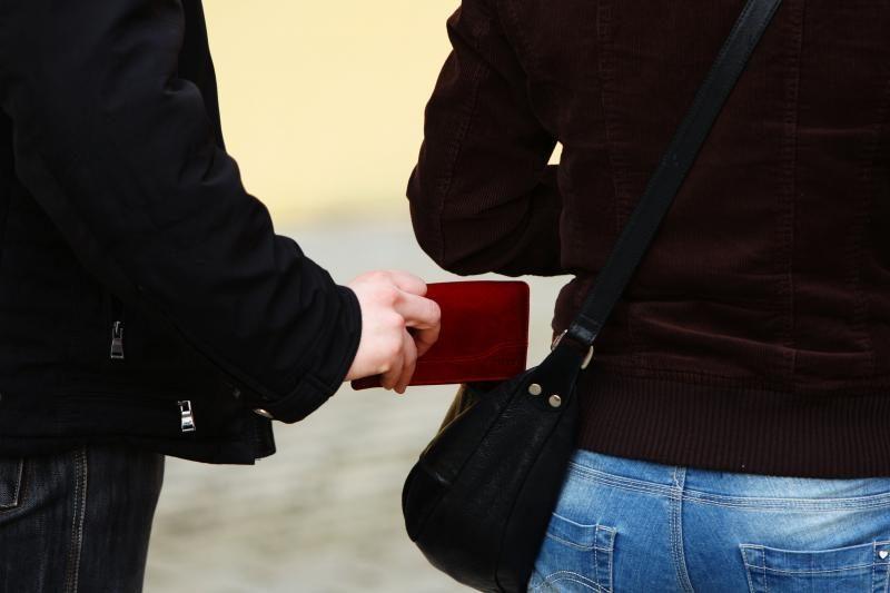 Policija: vagys Lietuvoje turėtų būti baudžiami administracine tvarka
