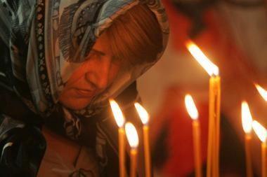 Kinijoje areštuota dešimtys Velykų pamaldose dalyvavusių krikščionių, praneša dvasininkai