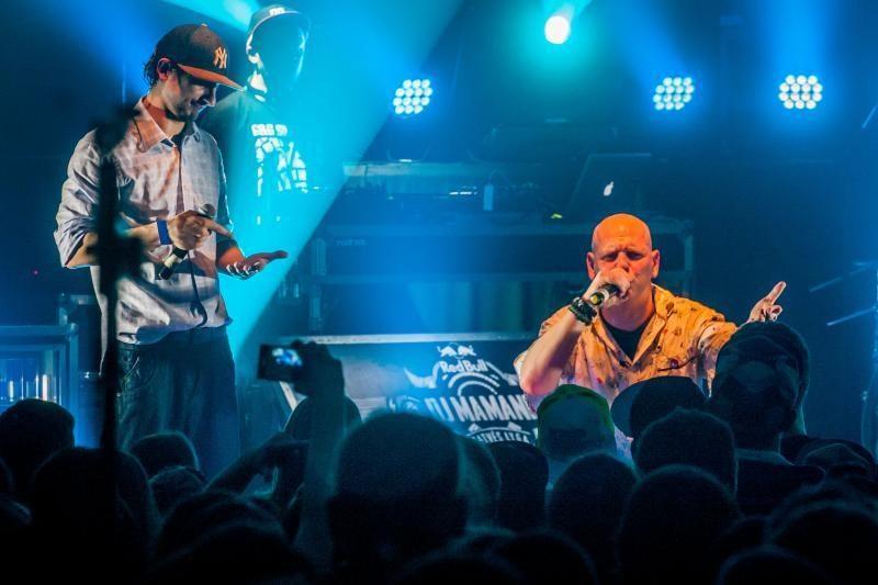 """Lofte siautėjo hip hopo karaliai """"G&G Sindikatas"""""""