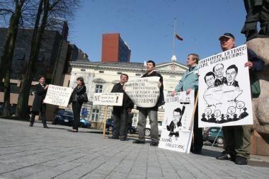"""Sustabdytas """"Lietuvos jūrų laivininkystės"""" privatizavimas"""