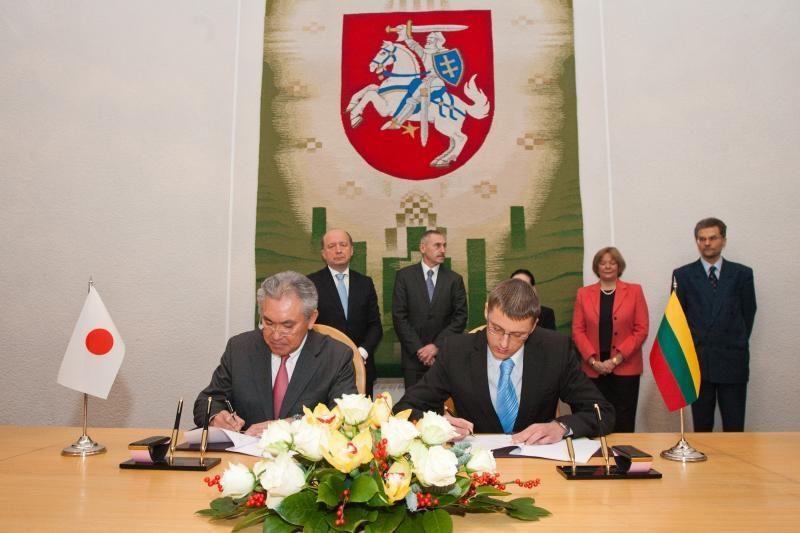 """Vyriausybė ir """"Hitachi"""" susitarė dėl AE Koncesijos sutarties nuostatų"""