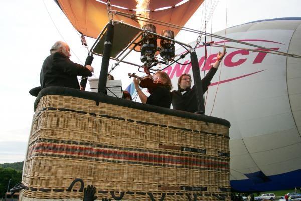 Šv. Kristoforo kamerinis orkestras koncertavo... danguje