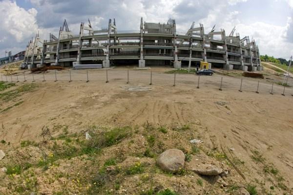 Nacionalinis stadionas bus sulygintas su žeme?