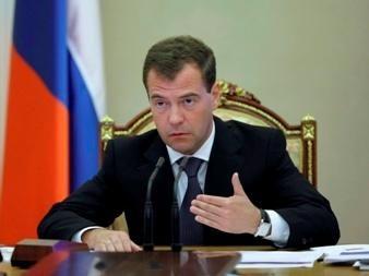 D.Medvedevas: NVS šalys surado optimalią bendradarbiavimo schemą