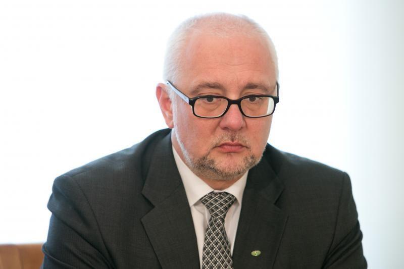 Ministras D.Pavalkis švietimų skyrių atstovams pristatys Valstybinę švietimo strategiją