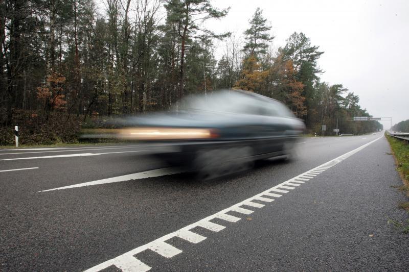 Kretingos rajone per avariją žuvo vyras