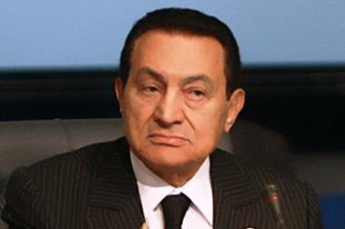 Egipto teismas nurodė paleisti į laisvę H. Mubaraką