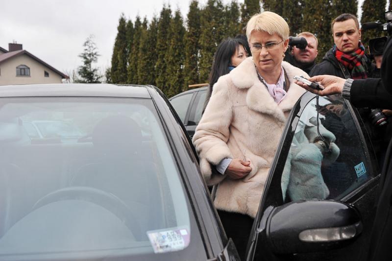 N.Venckienė prašo nušalinti teismą, mergaitė kol kas lieka Garliavoje