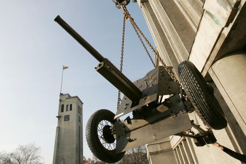 Vytauto Didžiojo karo muziejui ieško naujo vadovo