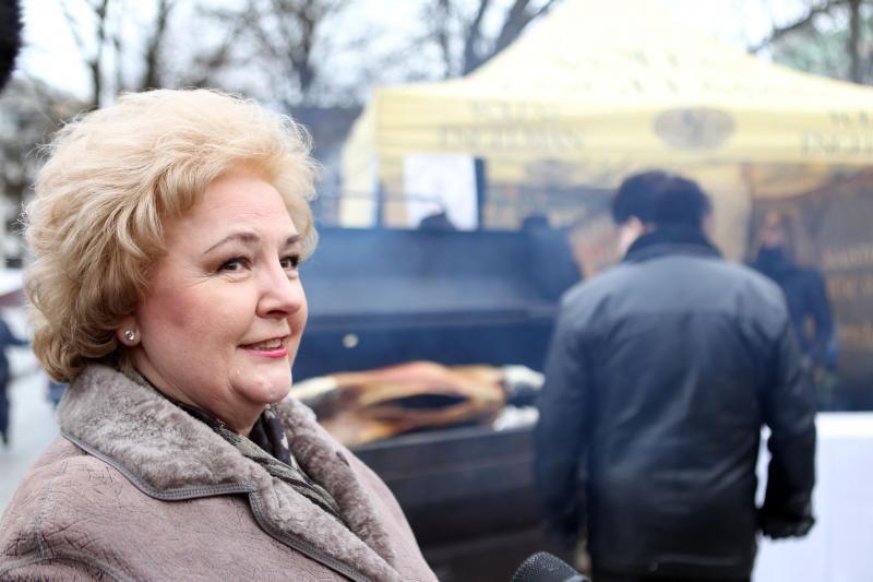 K.Brazauskienė vėl bando registruoti partiją