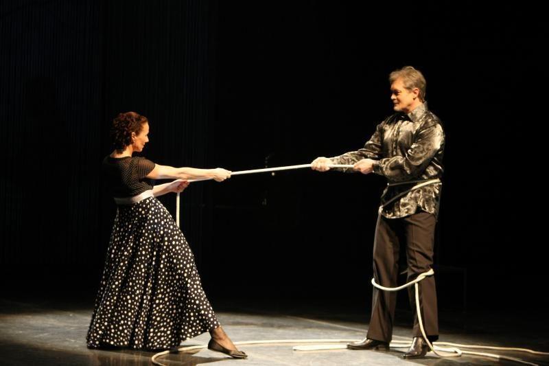 Aktorius Valentinas Klimas bus pašarvotas Muzikiniame teatre (atsisveikinimo valandos)