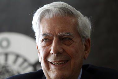 M.V.Llosa Nobelio premiją laiko visos Lotynų Amerikos literatūros pripažinimu