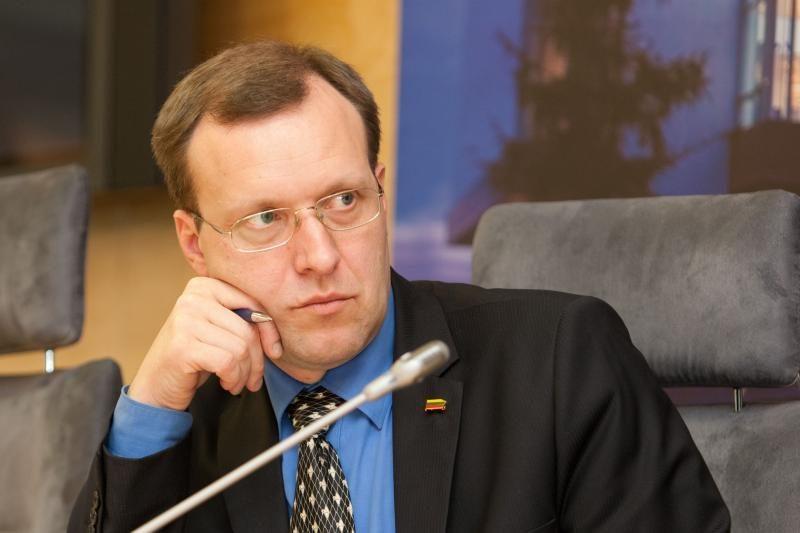Klaipėdos konservatorius išskaidė į tris skyrius