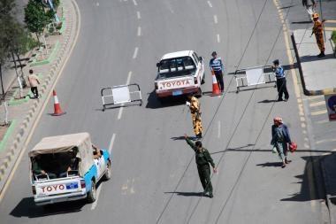 Jemeno pietuose genties nariai pagrobė Švedijos pilietį