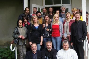 Nidoje baigėsi tarptautinis dailininkų simpoziumas