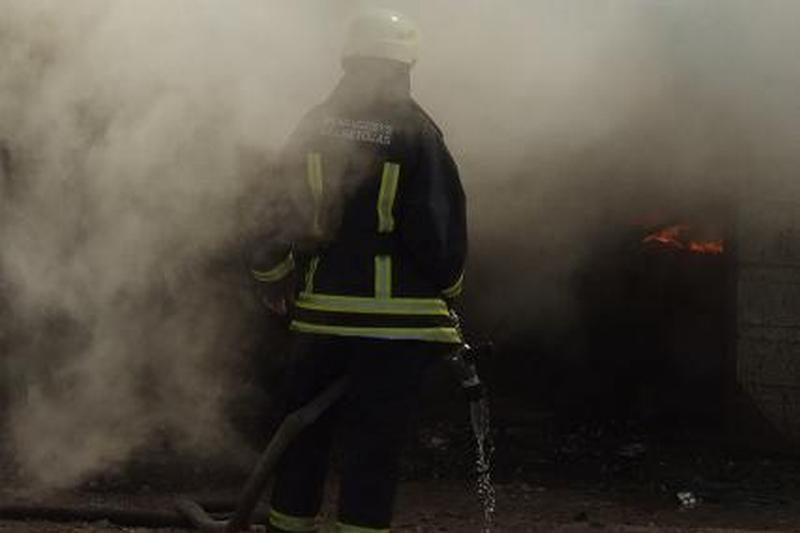 Panevėžio rajone sulaikytas padegimu įtariamas vyras