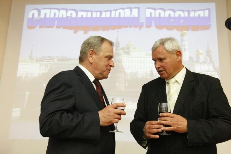 Klaipėdoje paminėta Rusijos diena
