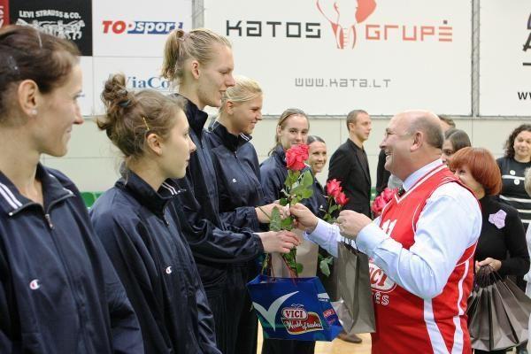 """""""Viči-Aistės"""" žada Kaunui aukso medalių"""
