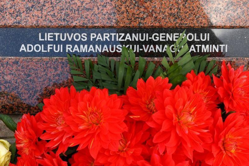 Partizanų    vado  A.Ramanausko-Vanago  byla   vilkinama?
