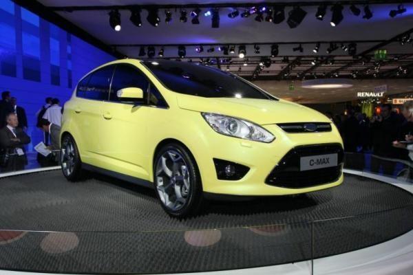 """Ženevoje – """"Ford"""" naujienos (papildyta)"""