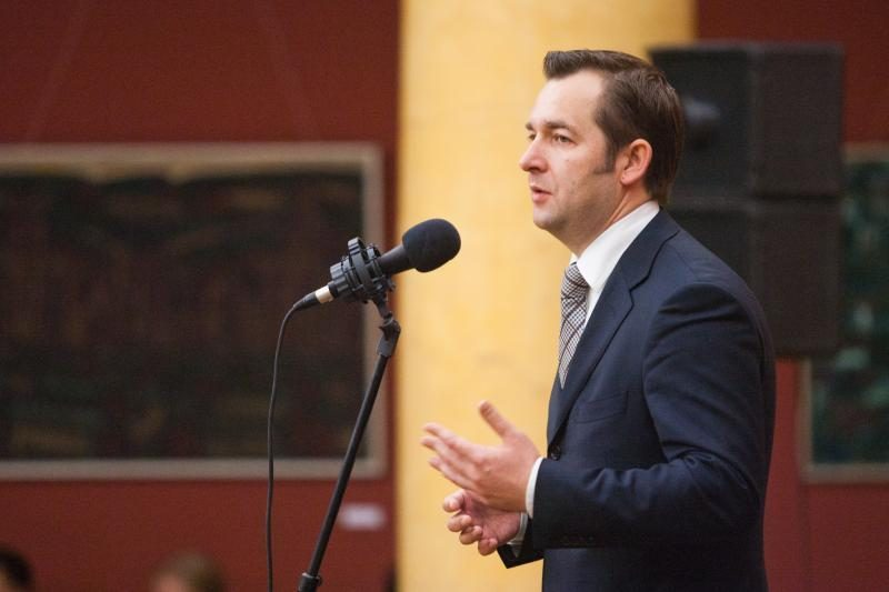 R.Vilpišauskas: prezidentės žodis svarbus, bet nebūtinai lemiamas