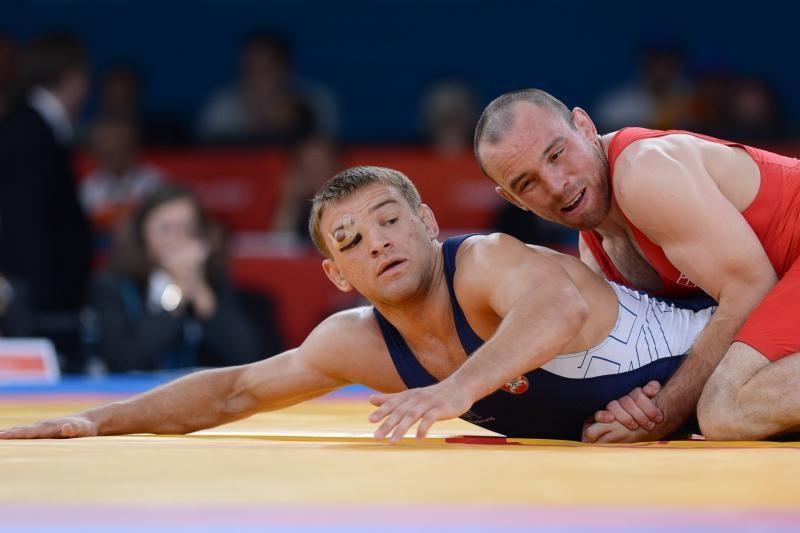 Imtynininkas A.Kazakevičius iškovojo antrąjį Lietuvos olimpinį medalį