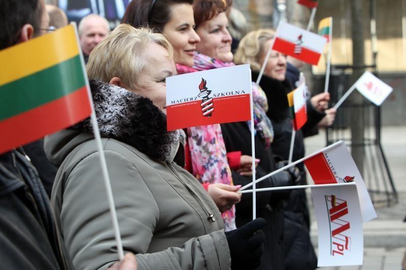 Ambasadorius: lenkų mažuma Lietuvoje turi išskirtinai geras sąlygas