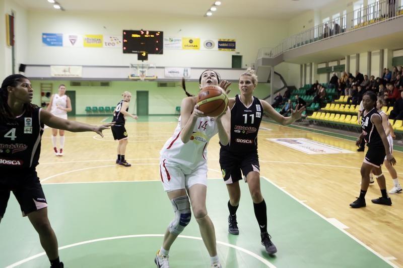 """Klaipėdos """"Fortūna"""" neatsilaikė prieš čempionato favorites"""