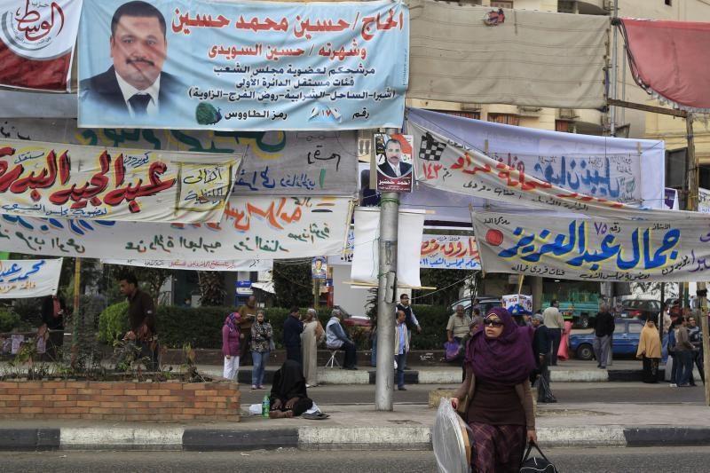 Egipto islamiškąsias partijas per balsavimą palaikė 62 proc. rinkėjų