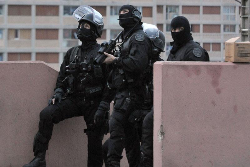 Per naujus reidus Prancūzijoje areštuota dar 10 įtariamų islamistų