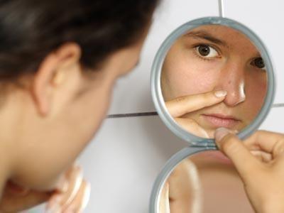 Pažiūrėk į veidrodį ir pamatyk savo ligas