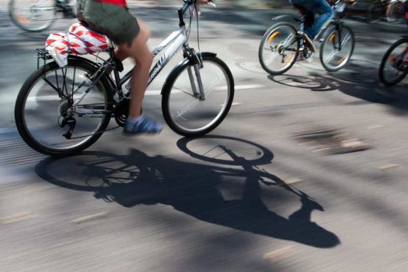 Kėdainiuose mirtinai sužalotas dviratininkas
