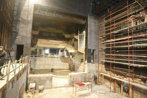 Klaipėdos dramos teatras pradės kilti iš duobės