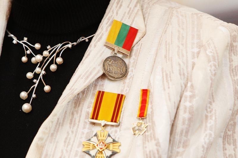 Už nuopelnus Kaunui – garbingi apdovanojimai