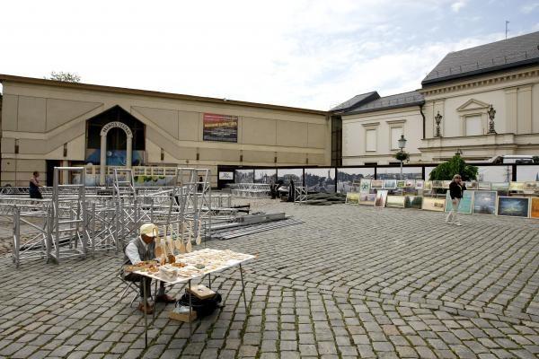 Klaipėdos pilies džiazo festivalis 2010: laukiama gerbėjai antplūdžio (programa)