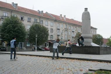 Klaipėdos valdžia ruošia apynasrį riedutininkams