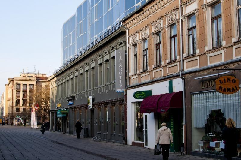 """Kauno """"stiklainio"""" skandalas: paveldosaugininkai stos prieš teismą"""