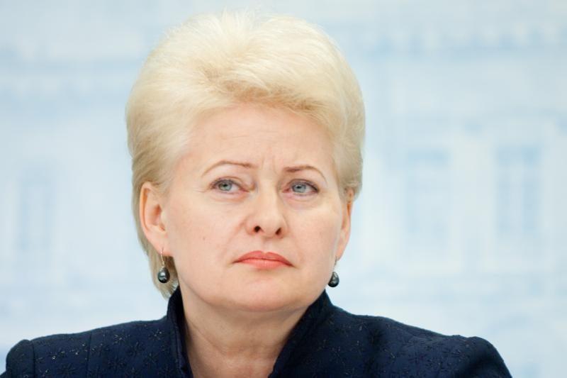 D.Grybauskaitė: prievarta vaiko atžvilgiu – netoleruotina