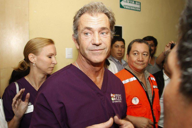 Melas Gibsonas nori prodiusuoti dramą apie biblinį žydų didvyrį