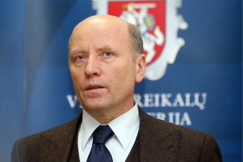 Prezidentė turės spręsti, ar atleisti R.Palaitį (atnaujinta 18.07)