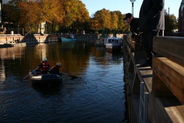 Danės upėje – tepalai (papildyta)