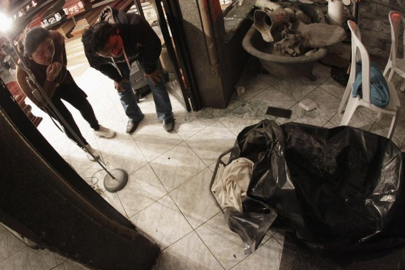 Gvatemalą nusiaubė galingas Žemės drebėjimas